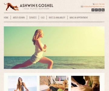 ashwingoshel-website