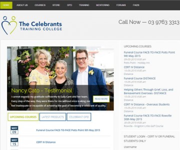 celebrants-website
